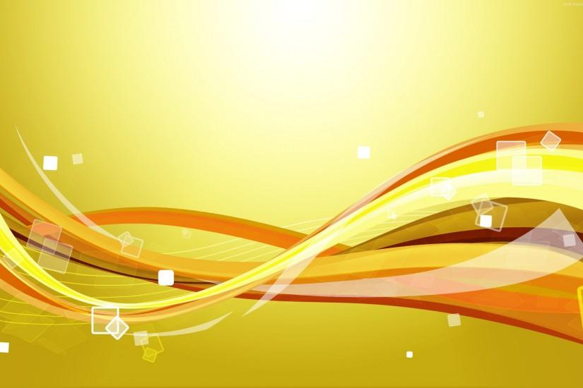 Yellow Background | Colourful Background Yellow image - vector clip art  online, royalty .