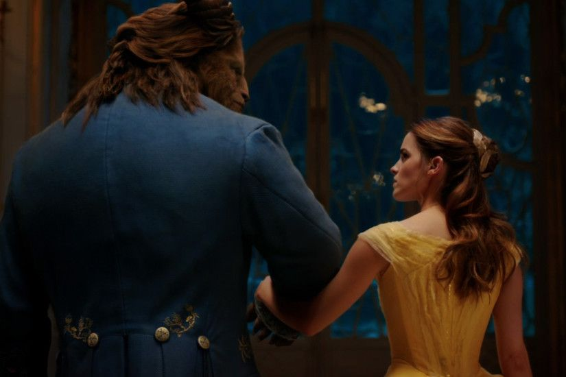 Beauty and the Beast Official Trailer #2