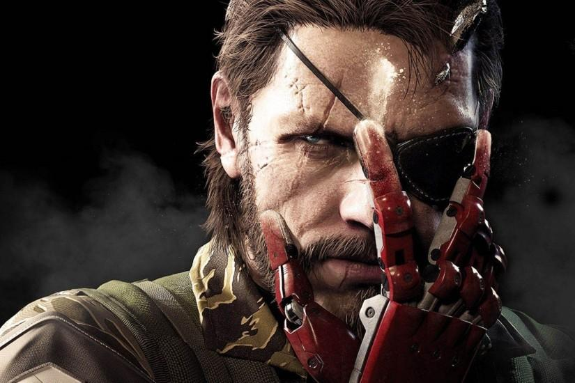 Big Boss's Bionic Arm - Metal Gear Solid V: The Phantom Pain 1920x1080  wallpaper
