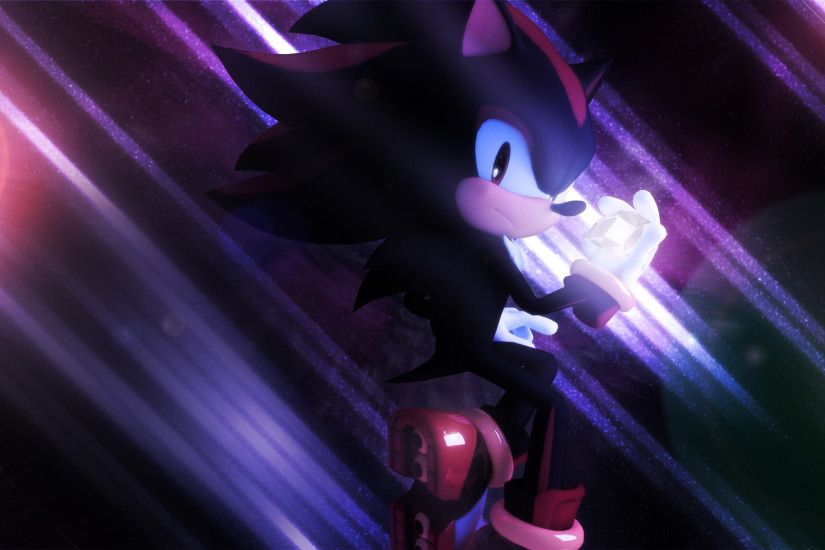 ... Shadow the Hedgehog [55s] by Light-Rock