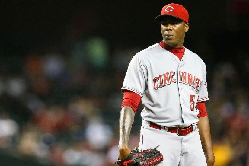 Aroldis Chapman has matured into a complete pitcher for Reds | MLB .