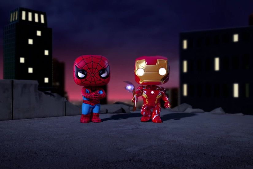 ... Spider-Man and Ironman by stick-man-11 on DeviantArt Iron Spider  Wallpaper - WallpaperSafari ...