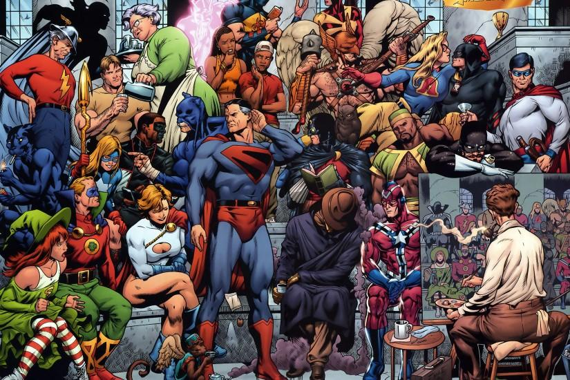 free download dc comics wallpaper 2400x1826 for samsung galaxy