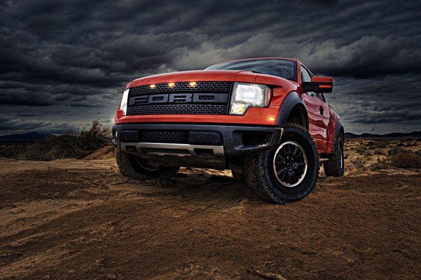 Ford Truck Wallpapers Wide