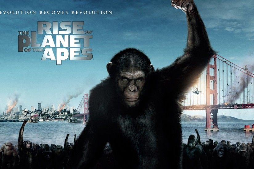Rise of the Planet of the Apes Wallpaper 8