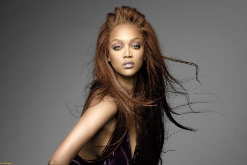 Tyra Banks HD Wallpapers : Get Free top quality Tyra Banks HD Wallpapers  for your desktop