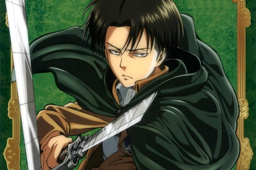 Levi (Rivaille) Android wallpaper.2160x1920