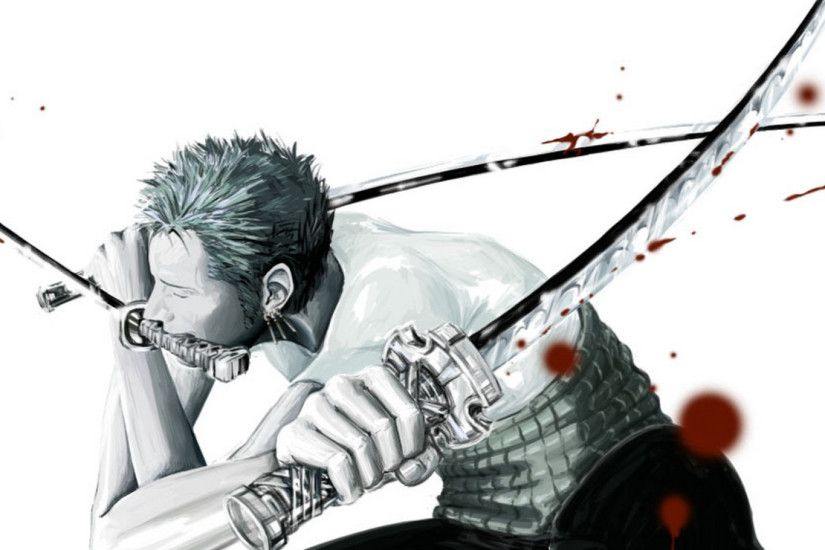 HD Wallpaper One Piece Zoro
