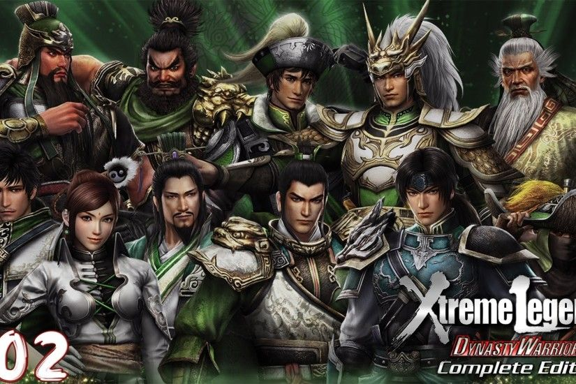 Dynasty Warriors 8 [#02] [HD] [PS4] - Zhao Yun | Let's Play Dynasty  Warriors 8 Complete Edition - YouTube
