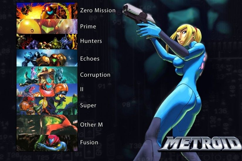 Download Wallpaper · Back. metroid zero suit ...