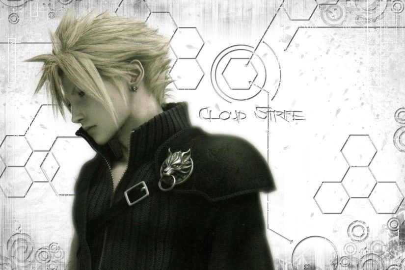 Cloud Strife - Final Fantasy VII wallpaper - 479552
