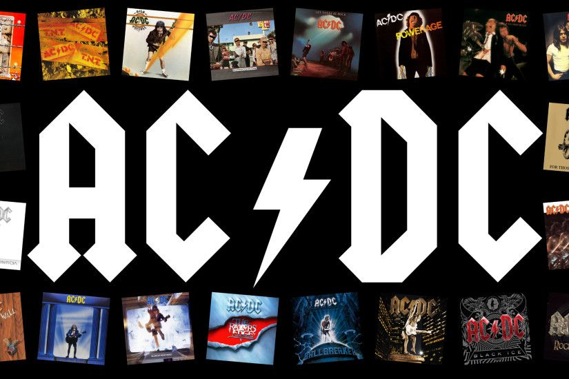 Music - AC/DC Wallpaper