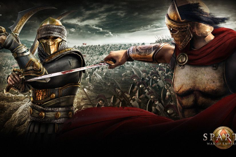 ... Sparta: War of Empires wallpaper 6 ...