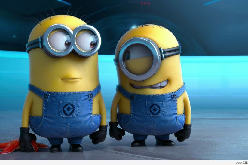 50 wallpapers HD quotes and sayings with funny minions cartoon .