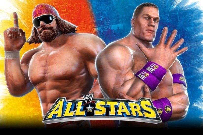 Image - WWE All Stars Wallpaper.1.jpg | Pro Wrestling | Fandom .
