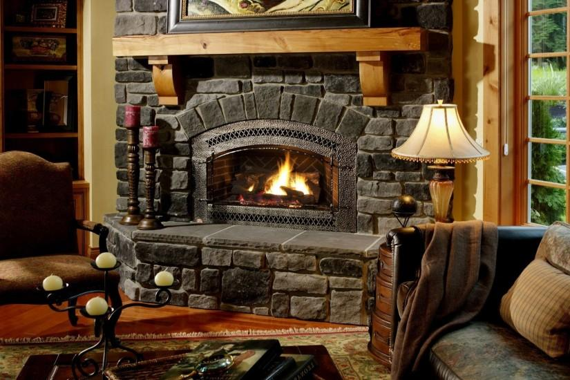 Fireplace Photos HD.