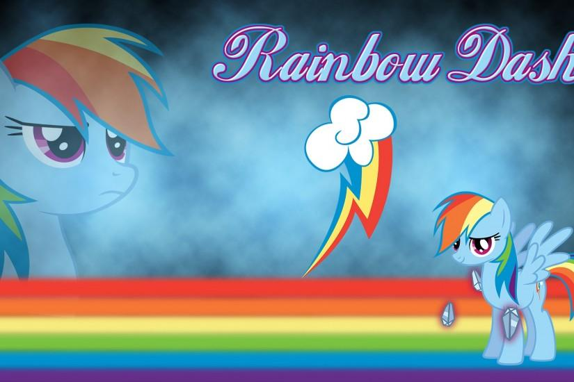 beautiful rainbow dash wallpaper 1920x1080