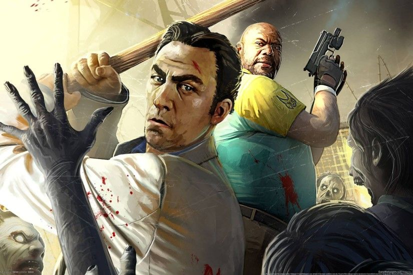 Wallpapers for Desktop: left 4 dead 2 image by Anastasia Thomas (2017-03