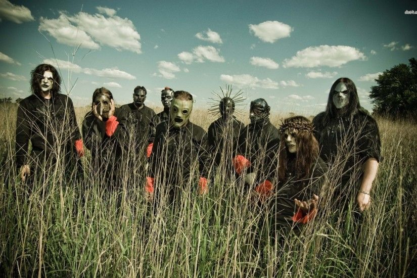 Awesome Pics Collection: Slipknot Wallpapers, Slipknot Desktop Wallpapers