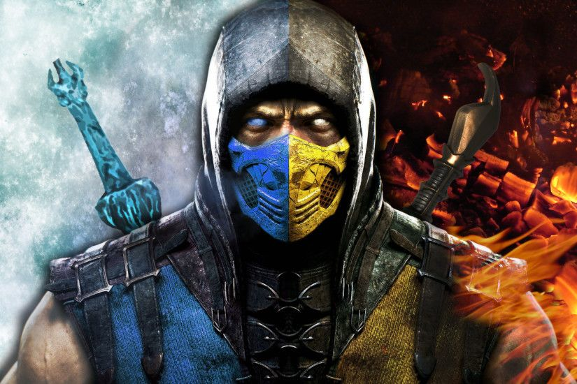 ... Sub Zero and Scorpion Wallpaper by PreSlice