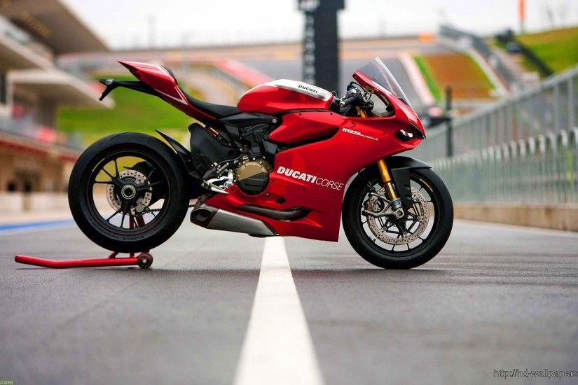 ... Ducati Panigale Motorcycle Wallpaper