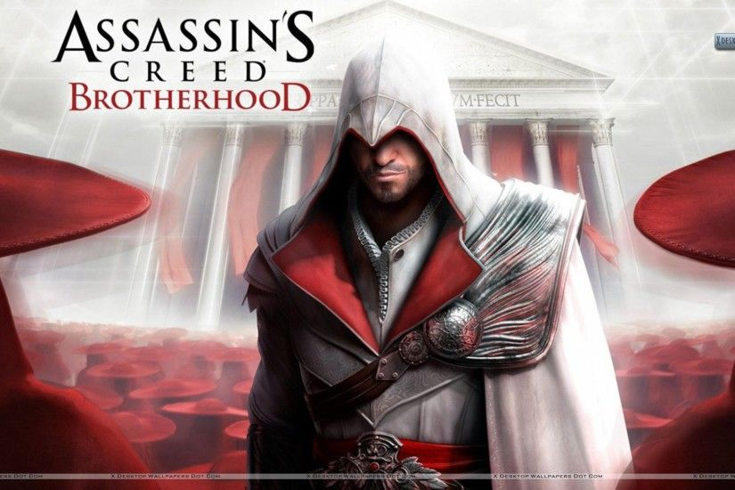 Assassins Creed Brotherhood Poster Download 15 ...