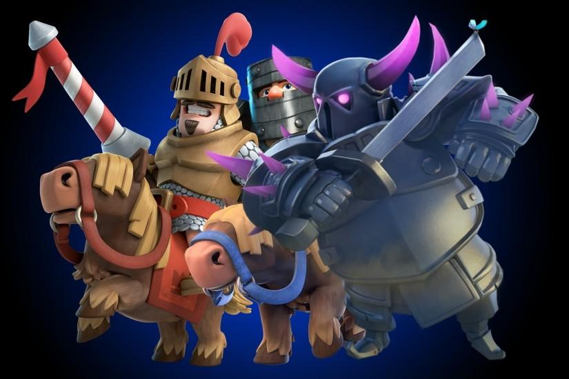 Video game - strategy Clash Royale HD wallpaper