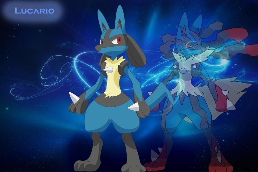 download free lucario wallpaper 2560x1600 for windows