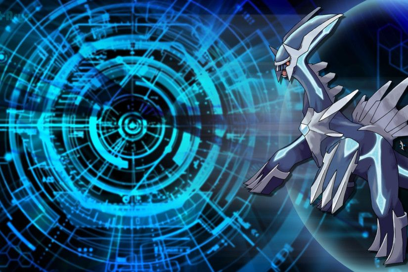 ... Dialga | Pokemon Diamond by Light Arya on DeviantA