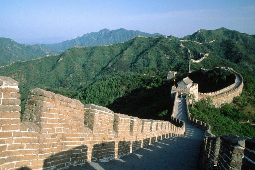 Wonders Wallpapers. Previous Wallpaper · The Great Wall of China