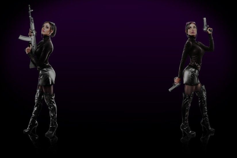 viola and kiki saints row the third background profile steam