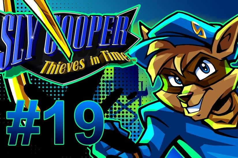 Sly Cooper: Thieves in Time Walkthrough / Gameplay w/ SSoHPKC Part 19 -  Murray - YouTube