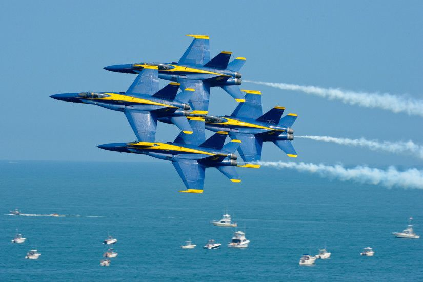 1920x1080 Number 7 Blue Angel Wallpaper : Hd Wallpapers