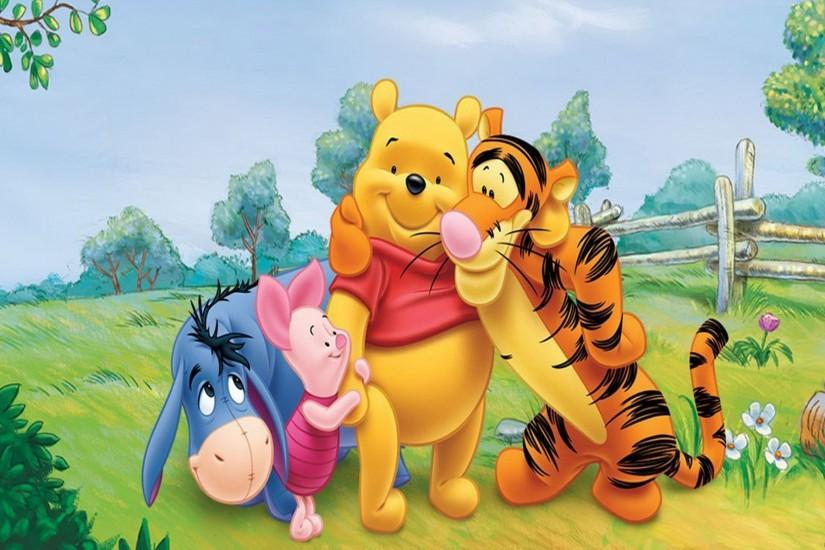 ... 83 Winnie The Pooh HD Wallpapers | Backgrounds - Wallpaper Abyss ...