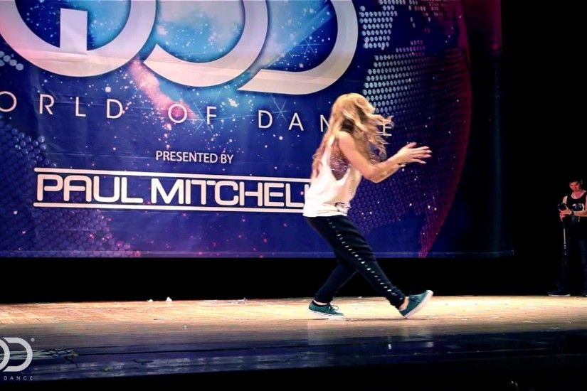 World of Dance New York 2012: Chachi Gonzales of IaMmE - YouTube