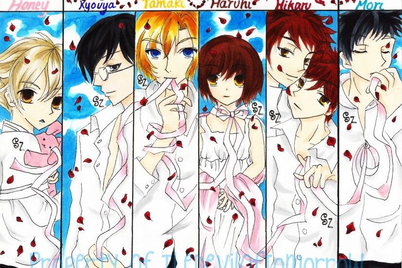 Ouran Highschool Host Club images Host Club HD wallpaper and .