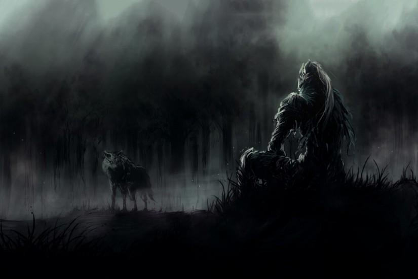 dark souls background 1920x1080 mobile