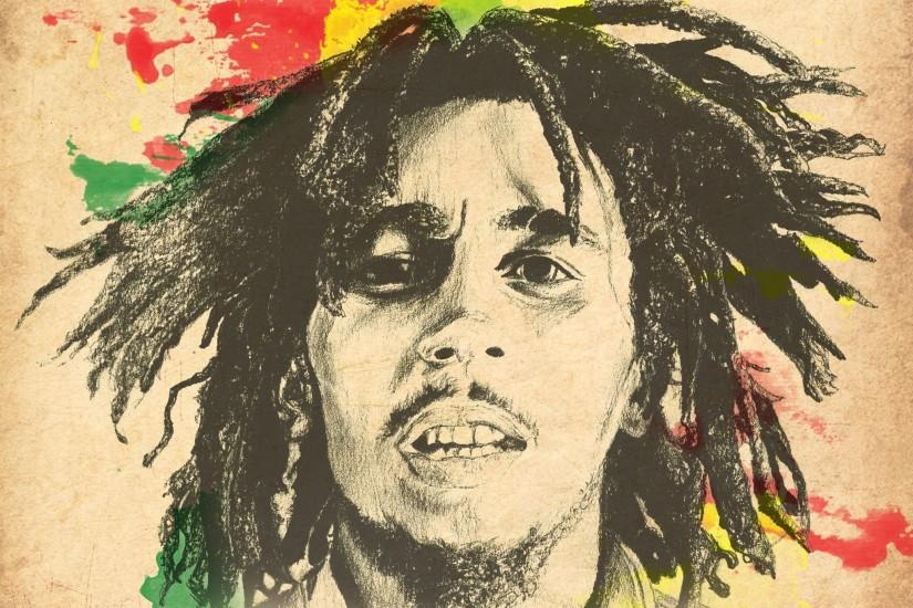 popular bob marley wallpaper 2048x2048 image