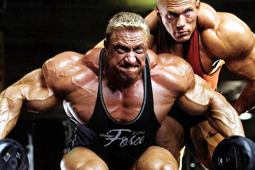 Bodybuilding HD Photo.