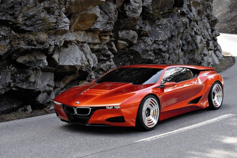 Bmw Red Cars Wallpapers