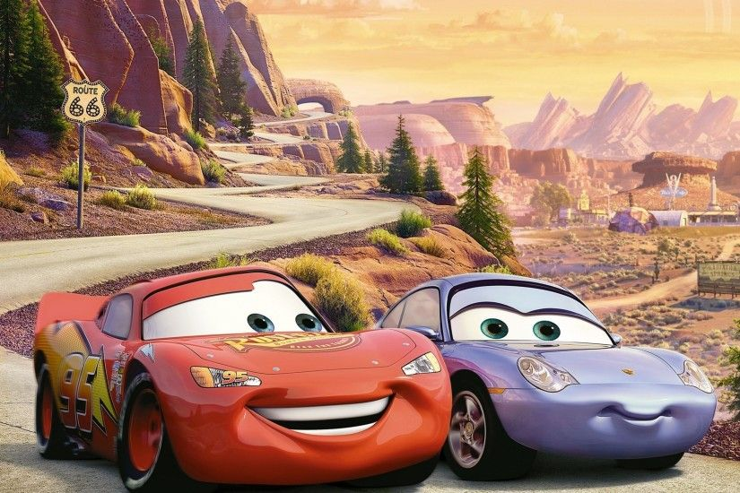 Movie - Cars Wallpaper