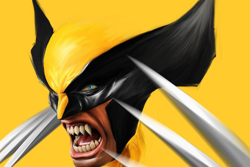 X Men Wolverine wallpaper