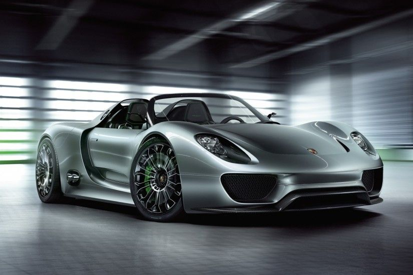 Daily Wallpaper: Porsche 918 Spyder Wallpaper | I Like To Waste My Time