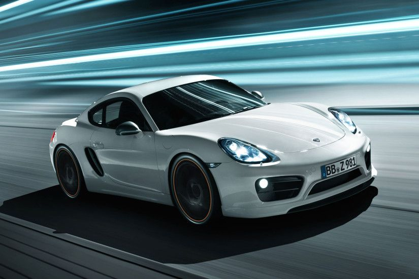 2013 Techart Porsche Cayman