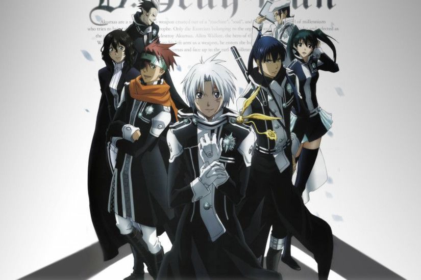 D-Gray Man Wallpaper