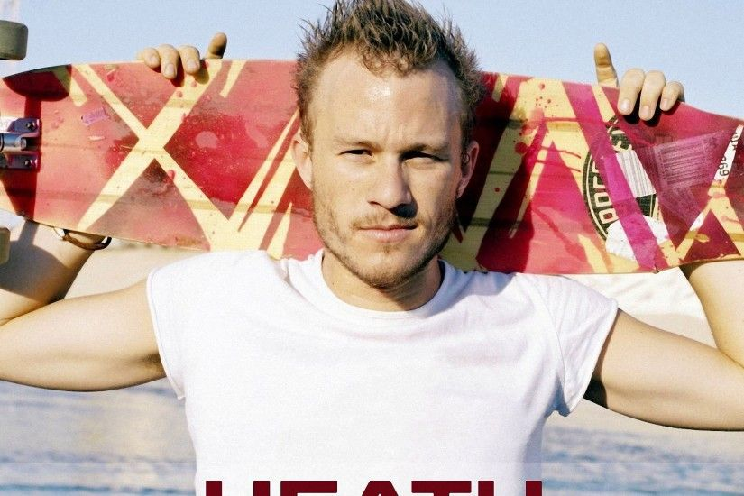 Heath Ledger photos