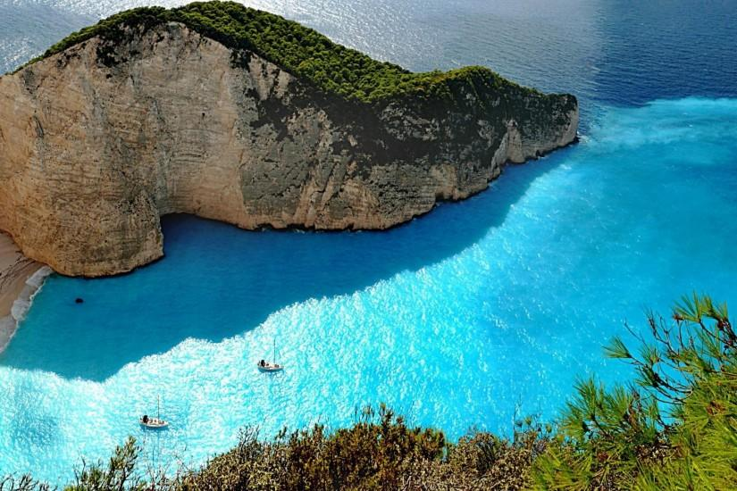 Zakynthos Greek Island Free Wallpaper | HD Wallpapers