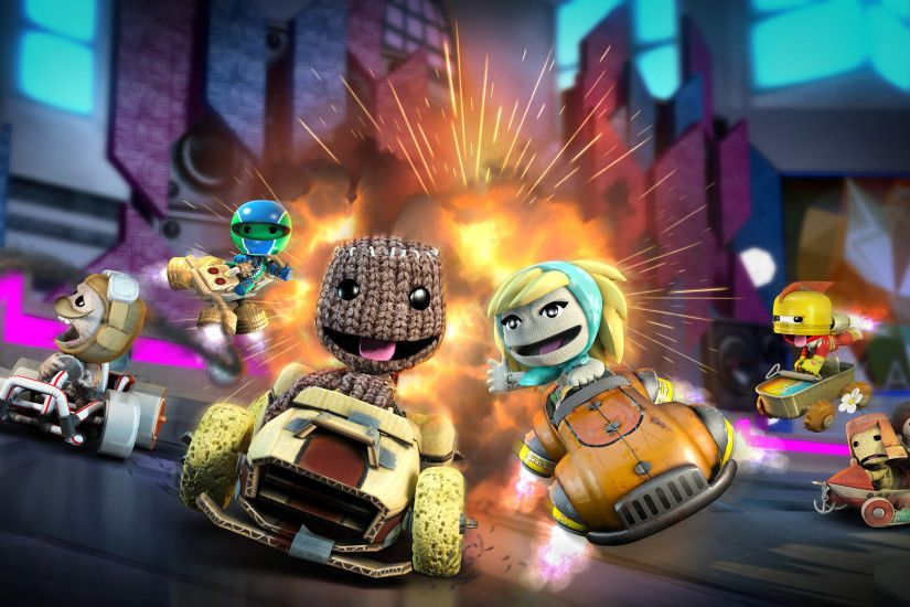 Video Game - LittleBigPlanet Karting Wallpaper