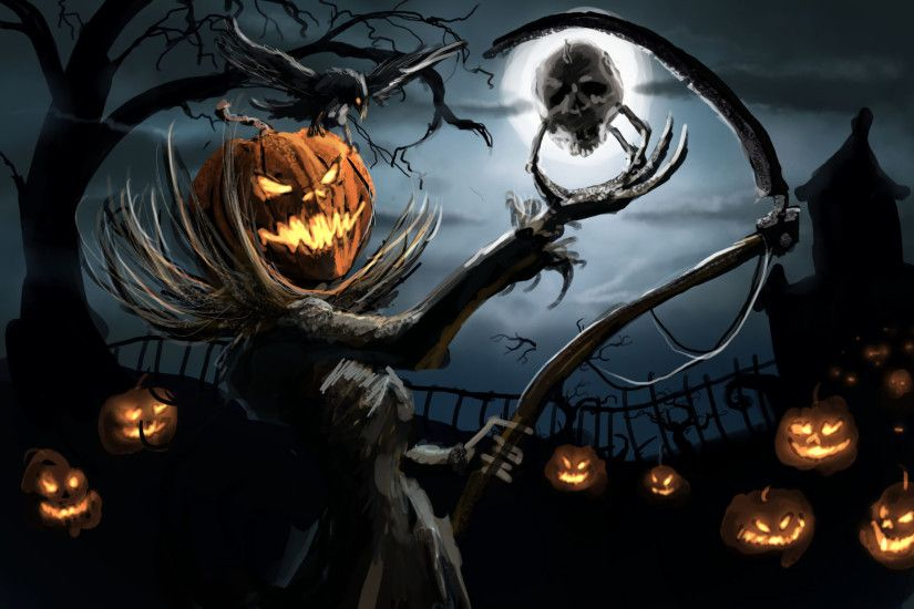 HD Wallpaper | Background ID:747026. 1920x1234 Holiday Halloween