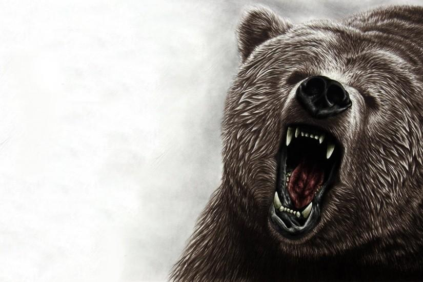 widescreen bear wallpaper 1920x1080